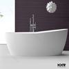 Kingkonree bathtub , KKR bathroom bath , solid surface bathtub