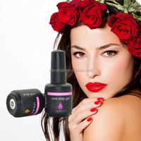 uv led gel RNK one step gel nail polish professional varnish gel polish nails and beauty new product