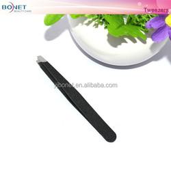 BTZ0358 Mini Slanted Eyebrow Tweezers