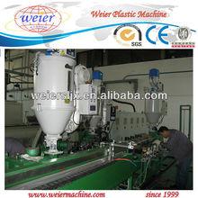 PP-R plastic/aluminum stable compound pipe making machine