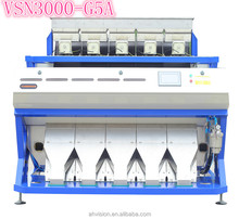 Long rice colour sorter machine, color sorter with competitive price, LED light