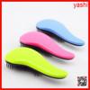 YASHI Golden Tangle brush dry hair teezer knots detangler no tangle smoothing comb magic comb