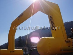custom outdoor promotional event Inflatable Arches