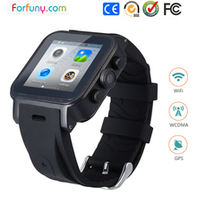 Android internet watch phone with GPS tracker