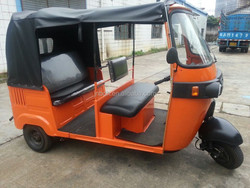 205CC bajba/tuktuk/rickshaw /tricycle popular in india