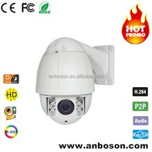 High quality sony zoom ptz 16X hd pan and tilt cop usa cctv youtube program systems