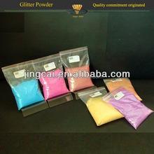 Colored Glitter