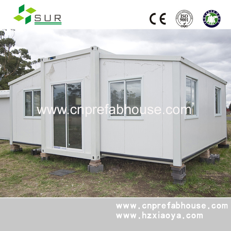 Safe&durable expandable container house for sale