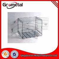 Metal wire folding dog cages Pet Cage, dog cage pet house