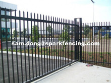 2015 High-quality galvanized steel fence los angeles