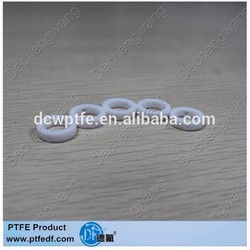 Pure ptfe white screw nuts