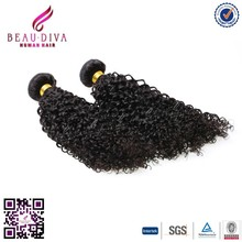 The Online Shopping Mongolian Kinky Curly Hair Weave 4A Cheap Human Hair