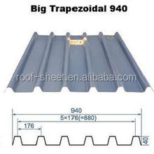 Fire proof environmental friendly synthetic artificial roof