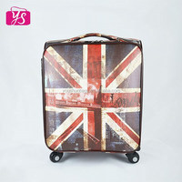 2015 wholesale travel 24 inch trolley luggage