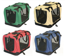 pet products hot sale different color high quality cat carrier