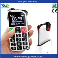 latest Big dial buttons cheapest old man bar phone made in china big button mobile phone for seniors elderly
