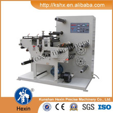 Auto rotary die cutting and slitting machine