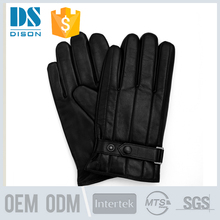 hot selling fashion sheep skin men wholesale leather gloves