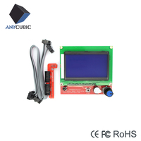 hot sell high quality printer use 12864 LCD Controller pcb board
