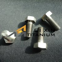 Titanium Bolts for Motorcycle
