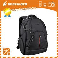 Water resist Nylon Medium Professional fancier delta camera bag, dslr camera laptop backpack