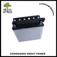 2015 Manufacture 6.5Ah Motorcycle Battery For LiFan Motor