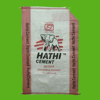 China cheap price pp woven cement bags
