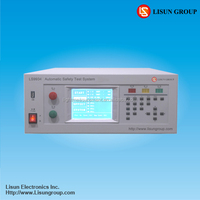 LS9934 UL60335 Automatic Safety Test System with 50Hz/60Hz Can Test Insulation Resistance(IR) and Ground Resistance(GR)