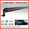 High lumen 50 inch led work light bar ,single row led light bar 50inch for truck, ATV,off-road vehicles