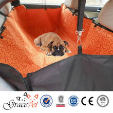 [Grace Pet] Orange, purple, green dog seat cover bed