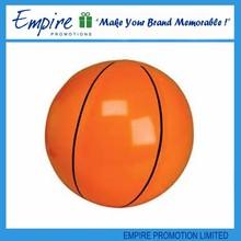 High quality fashion cool design basketball beach balls