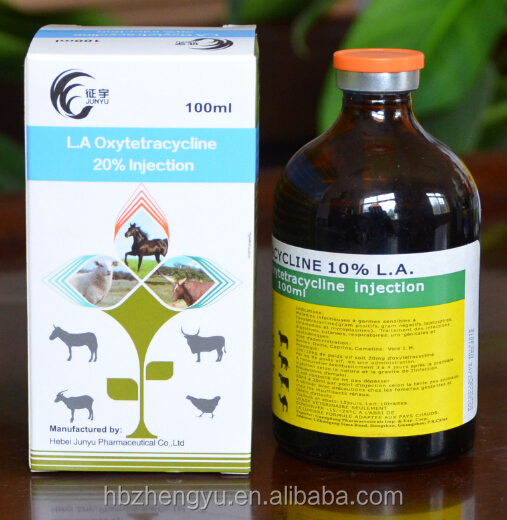 Oxytetracycline Dosage For Sheep