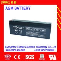 Emergency Light Battery 12v 2.6ah ups battery (SR2.6-12)