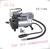 35L/min factory car air compressor,factory supply 12v car air inflator, 150 psi car air pump