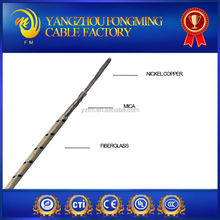 300V 450C Mica Insulation High Temperature and High Voltage Inner Cable