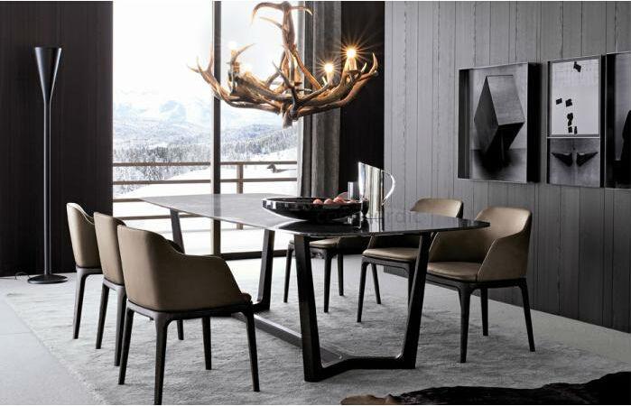 madera tallada restaurante sillas de comedor de madera silla de ...