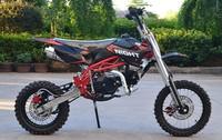4 stroke kick start electric start 110cc 125CC motorcycle