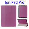 Brand new 3 Folding leather protective case for iPad Pro 12.9 leather case
