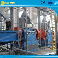 Waste Tire/Rubber Recycling System for sale(1-6mm)