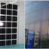Low MOQ Great Performance BIPV Cheap Solar Panels China CE Certified