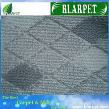 Popular promotional commercial tufted printed carpet