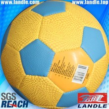 Official weight and size soccer ball for promotional