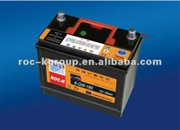 Factory direct sales MF car starting battery 180 ah