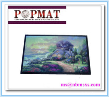 Eco-friendly cheap and fine printed adults door mats