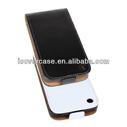 Phone Cover for iPhone 3GS Magnetic Flip Genuine Leather Skin Cover Pouch Case for Apple iPhone 3G 3GS