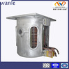 new designed 1T energy saving iron scrap melting furnace