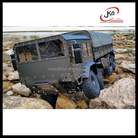 1/10 scale 8x8 military truck rc car hobby rc military vehicles for sale #JKA-D260