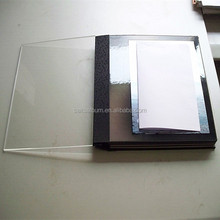 Custom sized Acrylic cover photo album manufacturer