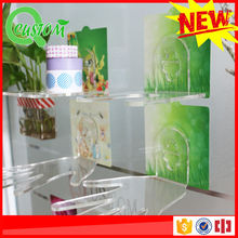 Fashion limit 10kg wooden wall shelf for kids and home