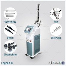 High quality fractional pixel co2 fractional laser gynecology equipement /co2 fractional laser gynecology equipement